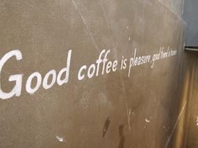 The Coffee House in Hanoi