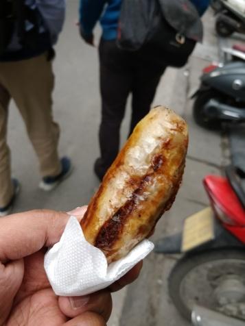 spring roll street food
